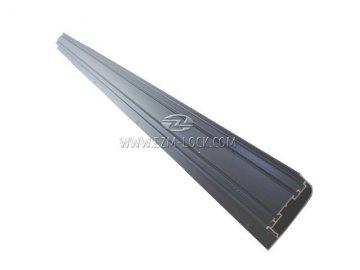 Профиль боковой левый алюминиевый (C10G)