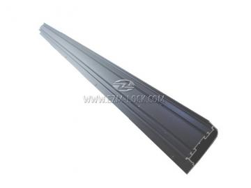 Профиль боковой правый алюминиевый (C10G)