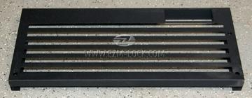 Решетка нижняя холодильника OPTIMA/MEDIUM