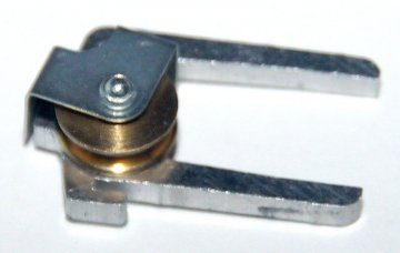 Блок роликов шнура противовеса двери холодильника S122SD