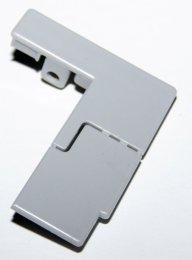 Заглушка передней решетки холодильника iCool 1300 (левая)