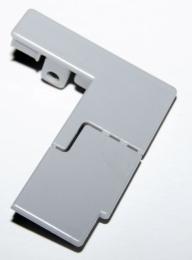 Заглушка передней решетки холодильника (левая)