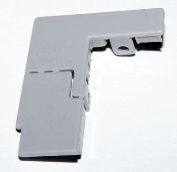 Заглушка передней решетки холодильника iCool 1300 (правая)
