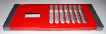 Решетка передняя холодильника Activator 700 HC