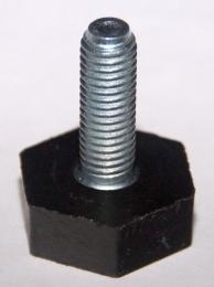 Ножка регулировочная М10х30 холодильника Activator 700 HC