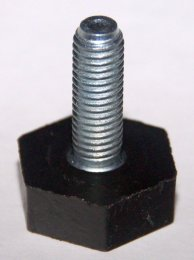 Ножка регулировочная М10х30