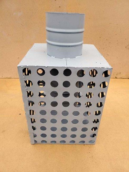 Фильтр грязевой, диам. 150 для прямой откачки