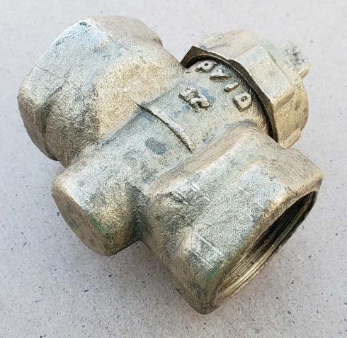 Кран пробково-сальниковый латунь 11Б6БК ДУ 32