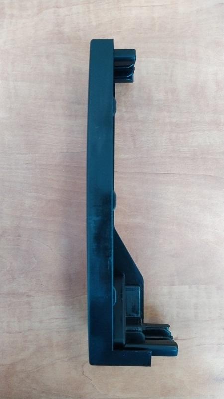 Левая часть рекламного блока холодильника CMV750