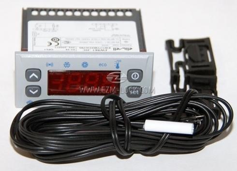 Термоконтроллер EW961 холодильника OPTIMA, в комплекте с датчиком температуры NTC 3,5м