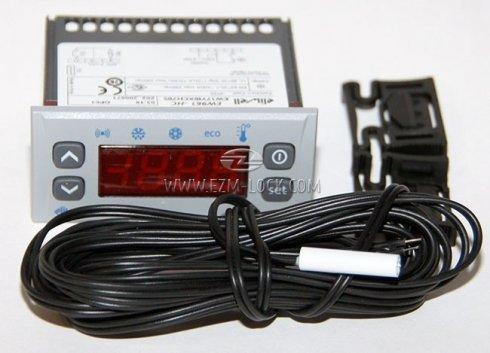 Термоконтроллер EW961 холодильника LARGE, в комплекте с датчиком температуры NTC 3,5м