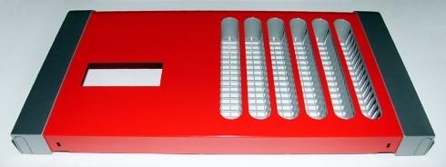 Решетка передняя холодильника Activator 500 HC