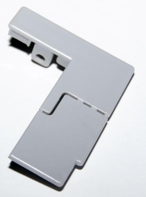 Заглушка передней решетки холодильника iCool 300HC (левая)