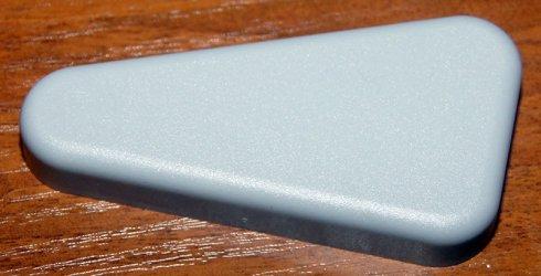 Крышка верхней петли двери холодильника iCool 500 HC