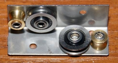 Ролик шнура противовеса двери холодильника FVS1200
