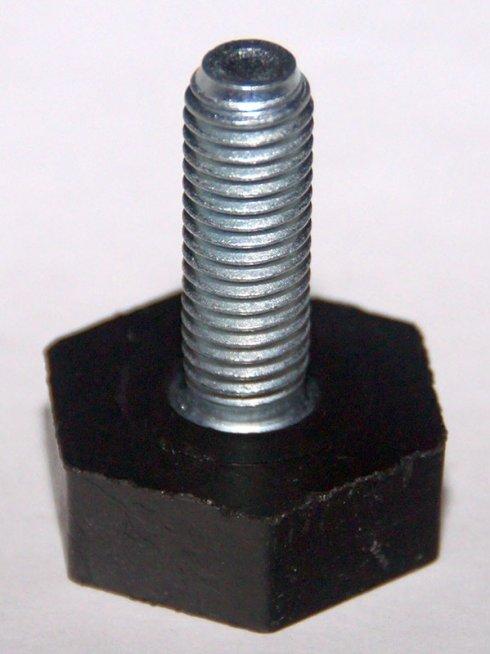 Ножка регулировочная М10х30 холодильника FV650