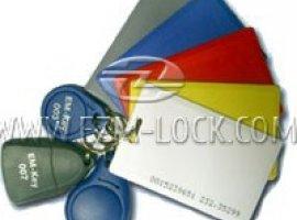 Электронные витринные ЗАМКИ. Защищенность от подделки ключей.